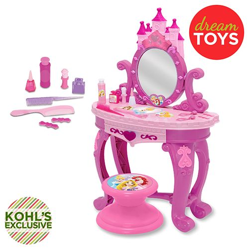 Kohl S Disney Princess Sparkling Light Amp Sound Vanity