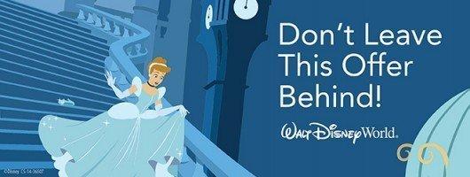 New Disney World Offer for Early 2015 Travel