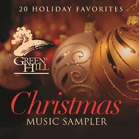 Amazon: FREE Green Hill Christmas Music Sampler Album!
