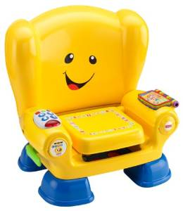 Fisher-Price Laugh and Learn Smart Stages Chair Just $28.49 (Reg $40)