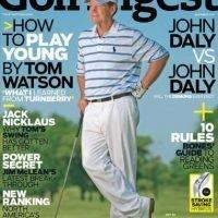 Golf Digest Magazine On Sale $4.95