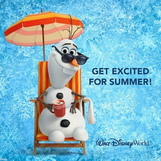 Olaf and Summer