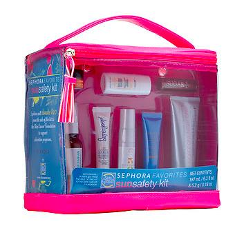 Sephora: Sun Safety Kit Only $32 ($155 Value)!