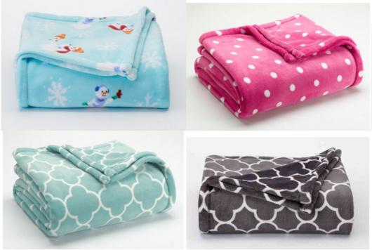 Kohls Throw Blankets