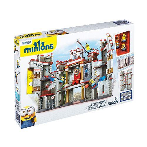 Kohl's: Mega Bloks Minions Castle Adventure as low as $55.99 Shipped (Reg. $99.99) + $10 Kohl's Cash!