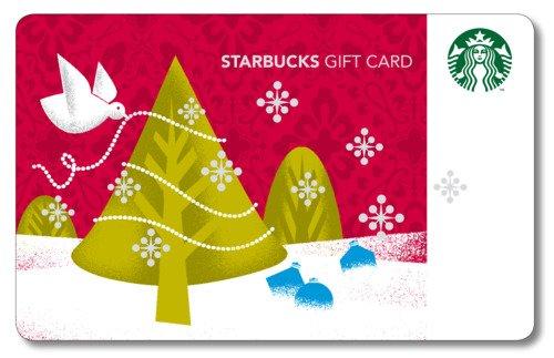 $15 Starbucks eGift Card Only $10!