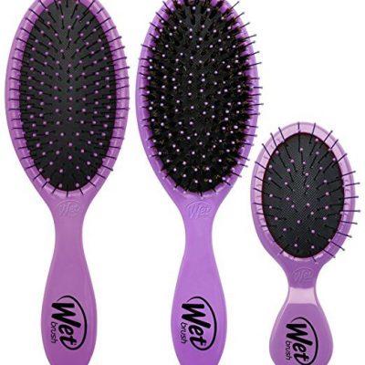 Wet Brush 3 Piece Original Detangler Hair Brush Set Just $14.79