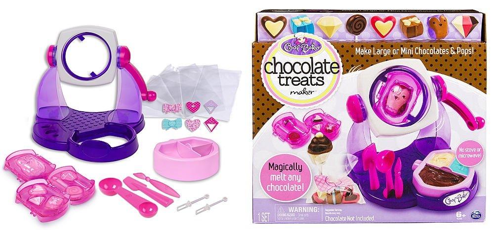 Kmart: Cool Baker Chocolate Treats Maker Only $11 (Reg. $21.99)!