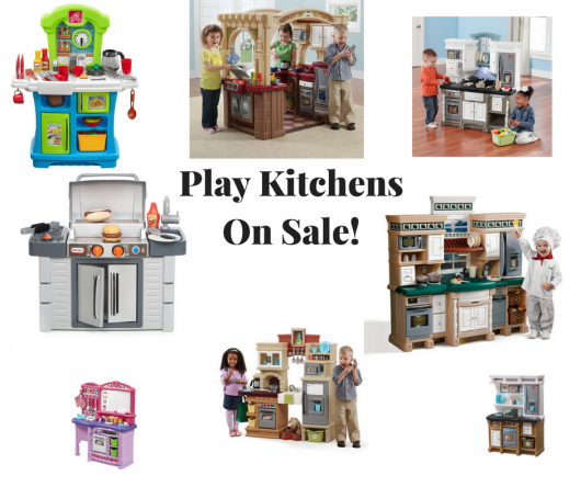 Play Kitchens On Sale
