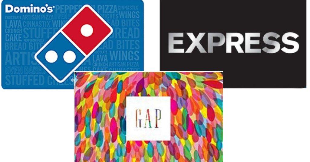 Newegg.com: FREE $5 Bonus w/$25 Domino's eGift Card Purchase + MORE!