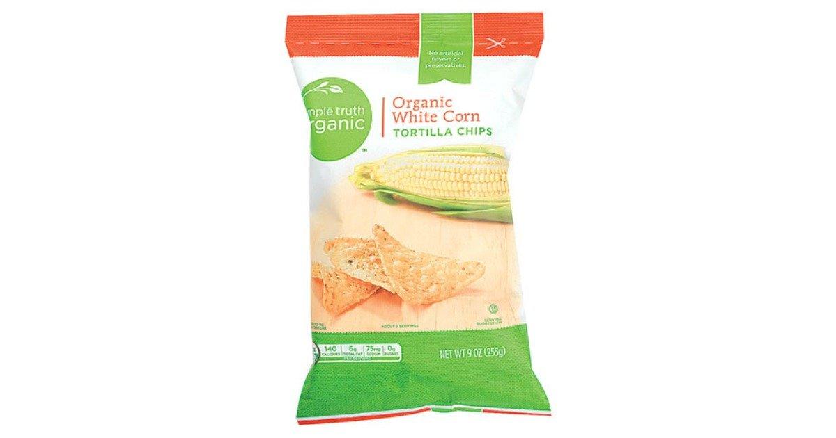 Kroger Freebie Friday – Free Simple Truth Organic Tortilla Chips!