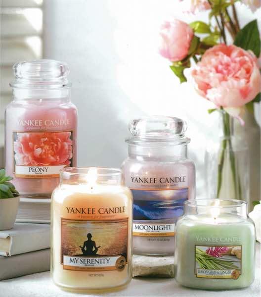 Yankee Candle: Buy Three Regular Price Items, Get Three FREE Coupon!