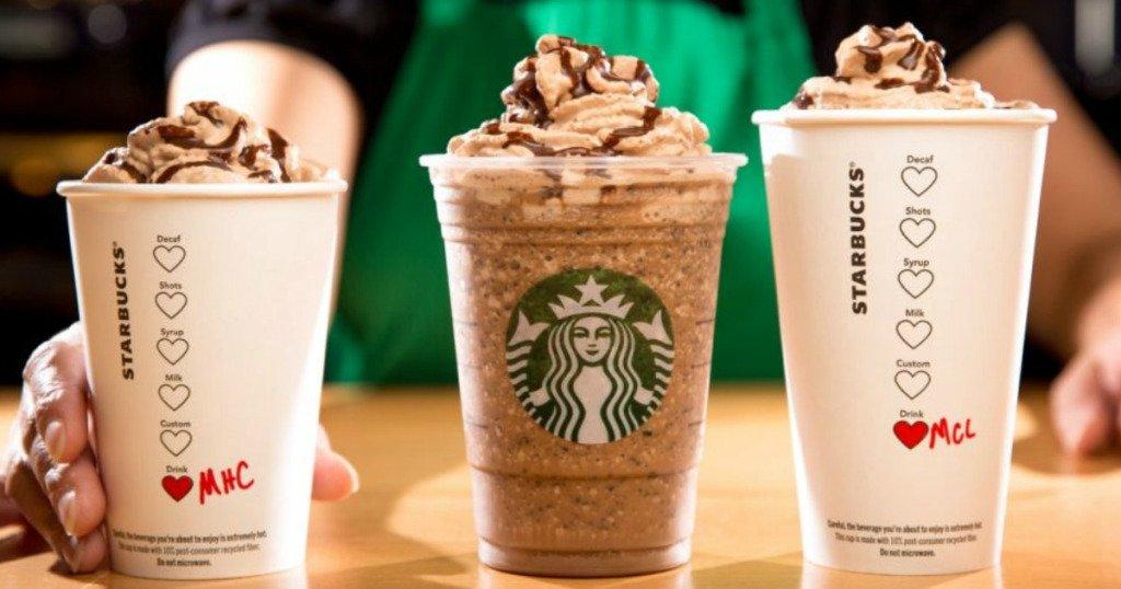 FREE $5 Starbucks eGift Card w/$5 Starbucks Gift Card Purchase!
