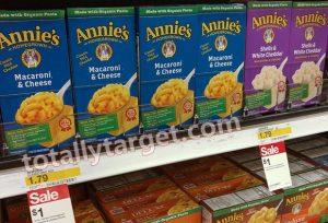 Target: Annie's Mac & Cheese Only 50¢ (Reg. $1.79)!