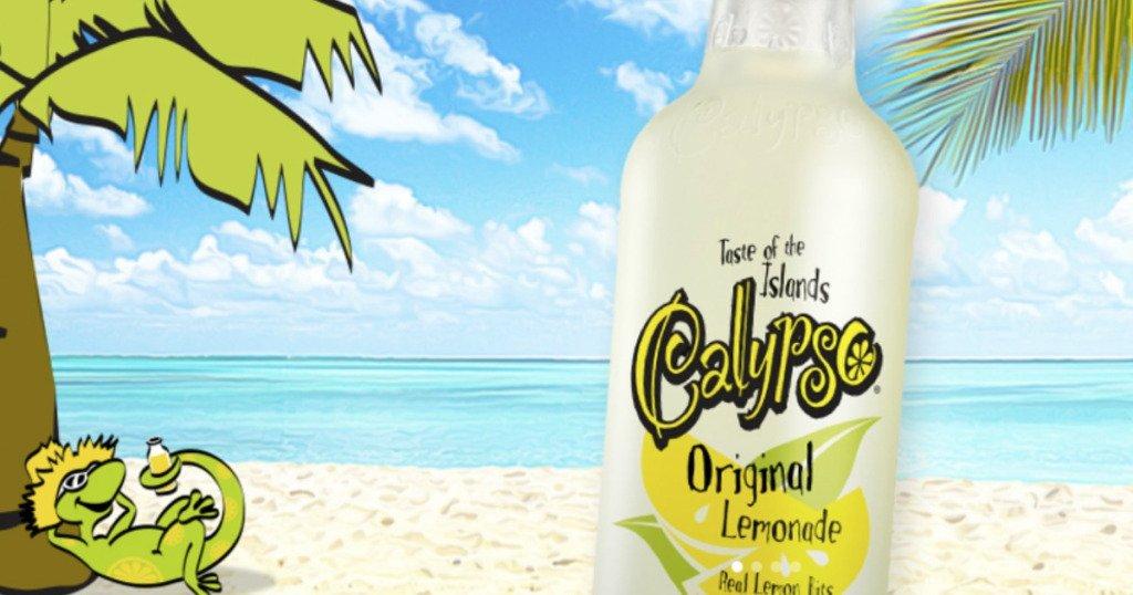 Summer is Delicious (Kroger & Kroger Affiliates) – Free Calypso Lemonade