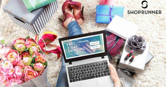 FREE One-Year ShopRunner Membership!