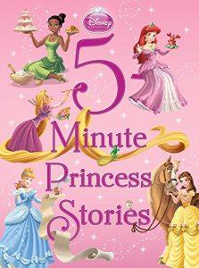 Hardcover 5-Minute Princess Stories On Sale $5! (Reg $13)