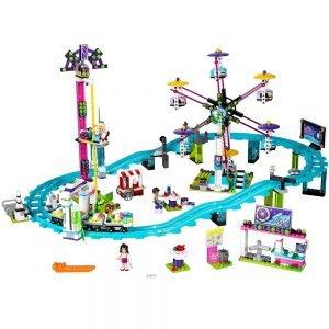 LEGO Friends Amusement Park Roller Coaster 41130 On Sale $74.99 (Reg $99.99)