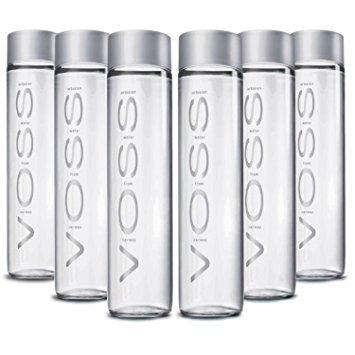 Voss Bottled Water Only 50¢ Each at CVS!