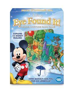 World of Disney Eye Found It Card Game On Sale $5.99 (Reg $9.99)
