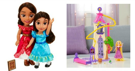 30% Off Disney Elena & Tangled Today Only!
