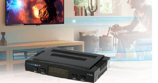 FREE SAT V7 HD DVB-S2 TV Receiver Set Top Box On Sale $20.91 (Reg $34.99)