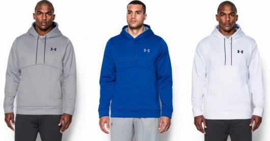 Men's Under Armour Storm Hoodies On Sale $19.99 (Reg $60)