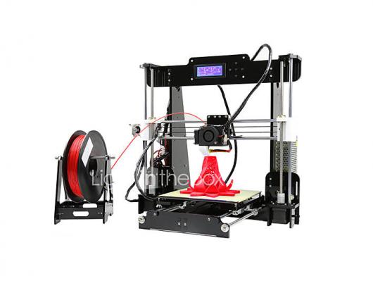 Anet A8 Desktop 3D Printer DIY Kit (US plug) On Sale 8