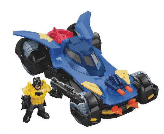 Fisher-Price Imaginext Deluxe Batmobile On Sale $9.89 (Reg $32.99)
