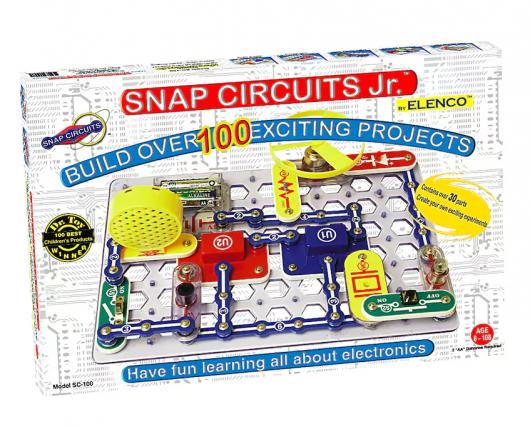 Elenco Snap Circuits Jr. Kit On Sale $15.59 (Reg $34.99)
