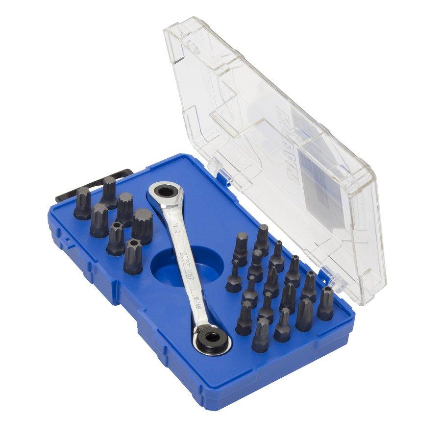 Kobalt 24-Piece Standard (SAE) and Metric Mechanic's Tool Set with Hard Case On Sale $9.98
