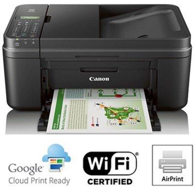 Canon Pixma MX492 Wireless All-In-One Color Printer + Corel Paint Shop Pro X9