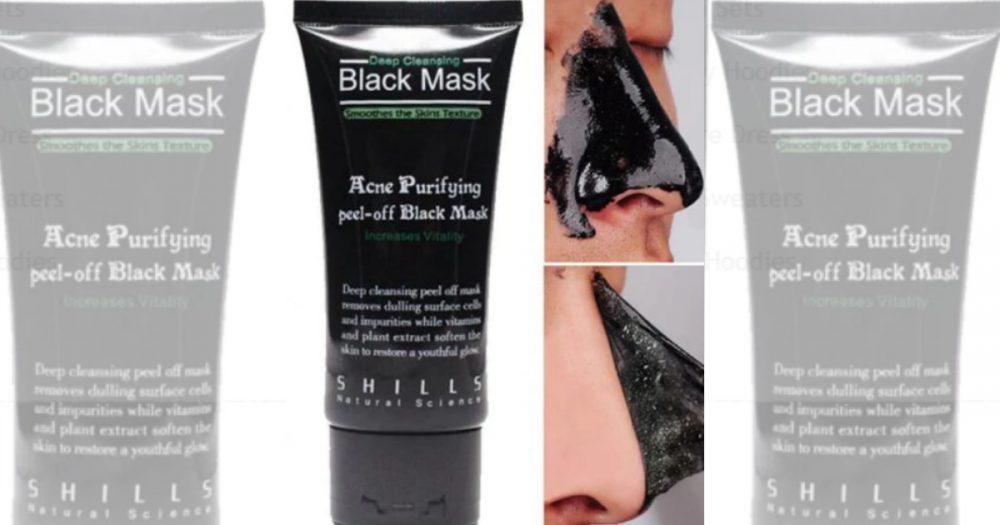 Blackhead Remover Peeling Peel Off Mask On Sale Just $2