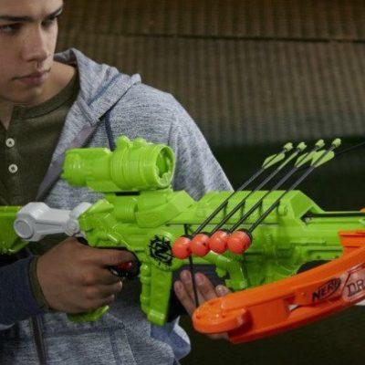 Academy: NERF Zombie Strike Dreadbolt Crossbow Only $22.48 Shipped (Reg. $49.99)!