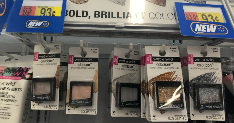 graphic about Wet and Wild Printable Coupons called $1/1 Damp Wild Printable Coupon \u003d No cost Cosmetics at Walmart!