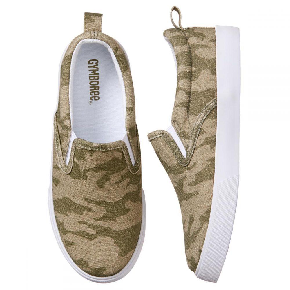 Boy's Camo Sneakers On Sale Just $7.99 (Reg $29.95)