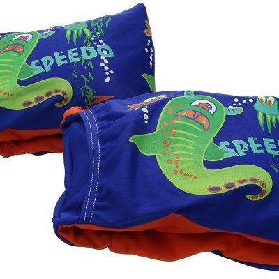 Speedo Kids Begin to Swim Fabric Arm Bands, Sapphire Blue, One Size On Sale Just $10.94 (Reg.$14.99)