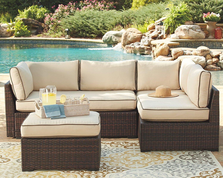 Ashley Furniture Signature Design - Loughran Outdoor ...