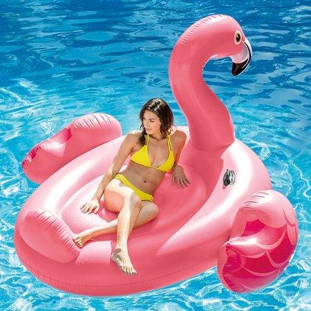 Intex Inflatable Mega Flamingo Island Float On Sale Just .53 (Reg.  .99)