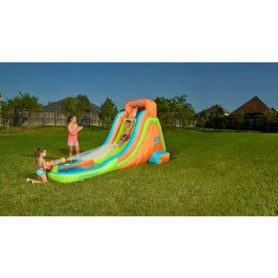 O'Rageous Turbo Slide Inflatable Water Slide On Sale $99.99 (Reg $150 )