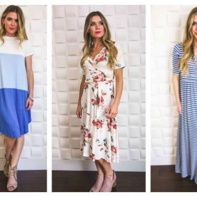 Summer Dress Clearance On Sale Just $7.99 (Reg $38.99)