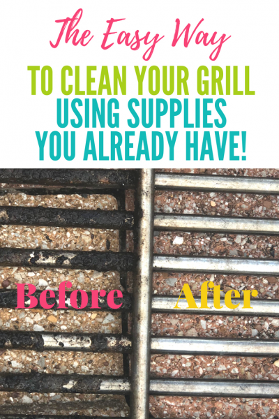 Do you own a grill? Have the grates seen better days? Is your grill impossible to clean at this point? If so, don't fret! It takes just a few common household ingredients, a bit of patience and a bit of elbow grease and your grill can look like new!