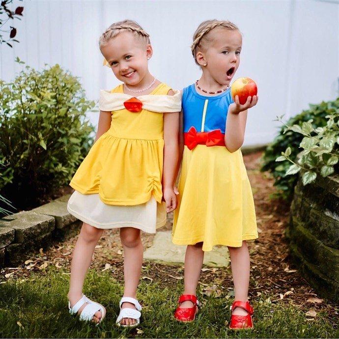 Soft Princess Inspired Dresses On Sale Just .99 (Reg )