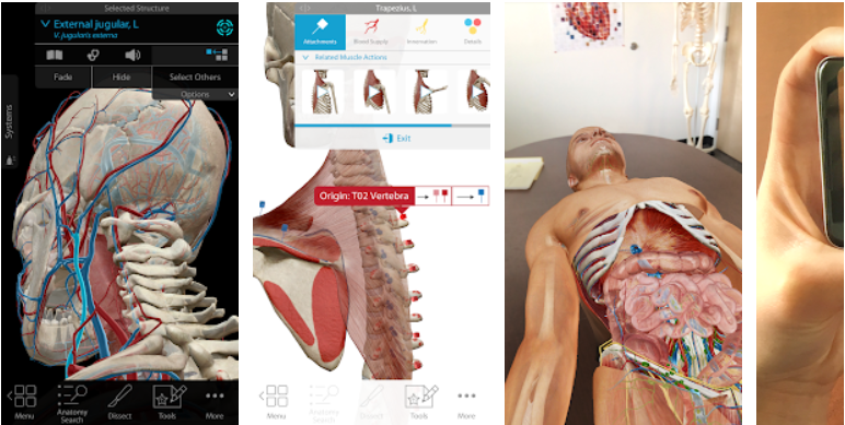 Human Anatomy Atlas 2018: Complete 3D Human Body On Sale Just $ 99