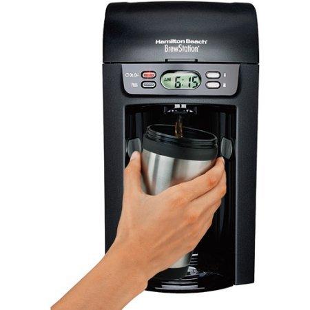 Hamilton Beach 6 Cup BrewStation Coffeemaker On Sale Just $17.88 (Reg.  $24.88)