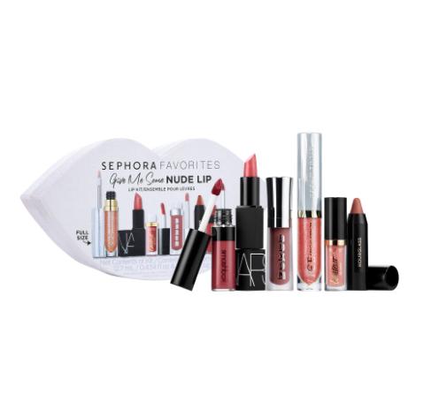Sephora Favorites: Give Me Some Nude Lip Set On Sale $14 (Reg $28)