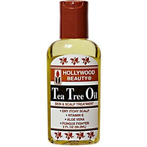 Beauty on a budget Hollywood Beauty Tea Treel Oil