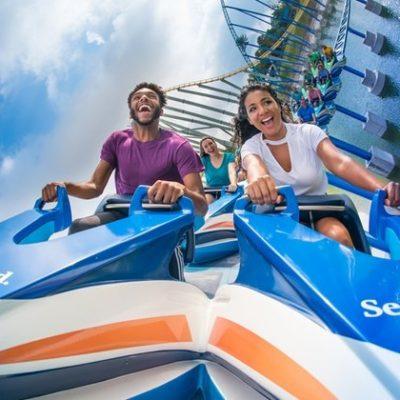 SeaWorld San Antonio Discount – One 5 Day Flex Ticket to SeaWorld and Aquatica San Antonio On Sale Just $67.99 (Reg $85.52)