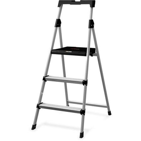 Black And Decker 3 Lightweight Folding Step Stool On Sale