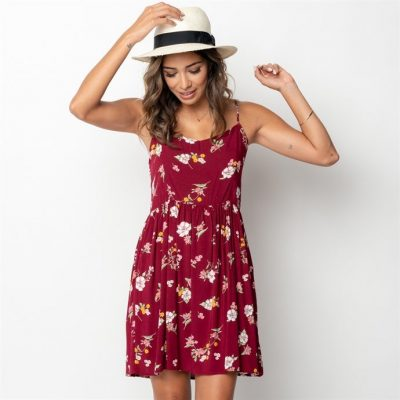 Floral Dress Clearance / 7 Styles On Sale Just $12.99 (Reg $34.99)